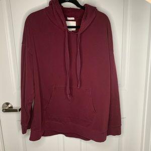 American eagle jogging sweatshirt with hood xxl